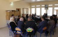 اجتماع اللجنة المحلية للتنمية البشرية بزايو
