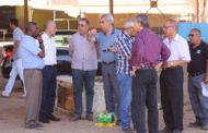 بالصور : رئيس المجلس الجماعي لزايو والسيد باشا المدينة في زيارة تفقدية للسوق الاسبوعى