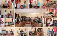 توزيع الجوائز الخاصة بدوريات رمضان الأبرك في كرة القدم المصغرة : صور
