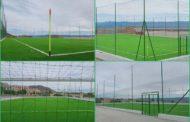 البنية الرياضية بزايو تتعزز بملعبين للقرب بالعشب الإصطناعي