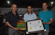 إختتام دوري تكريم طارق ناشط و عمر بوطاجين لكرة القدم المنظم من قبل جمعية أسود زايو
